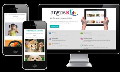 Website Desktop & phone