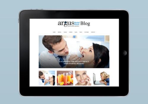 Argus Blog