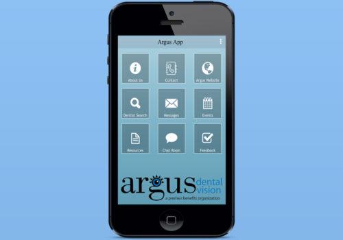 Argus Mobile App