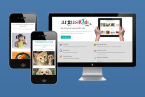 Argus Website Kids
