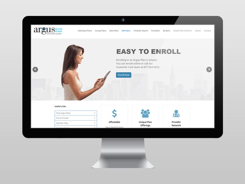 Argus Website_Members
