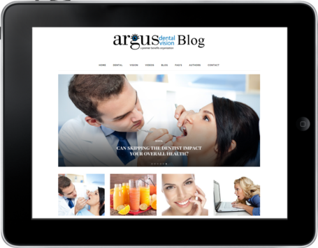 Blog Tablet
