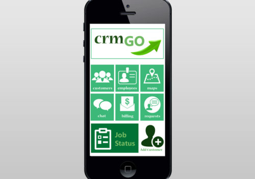 CRM Go Mobile App