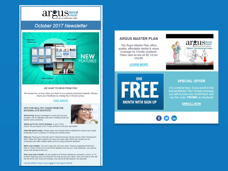 Email Campaigns_Argus