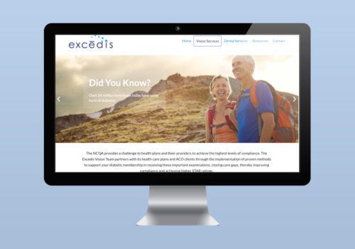 Excedis Website